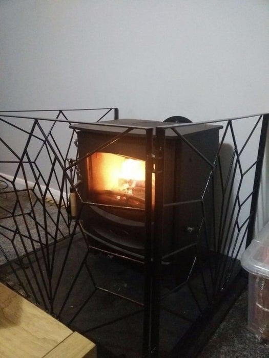 Fireguard for Log Burner