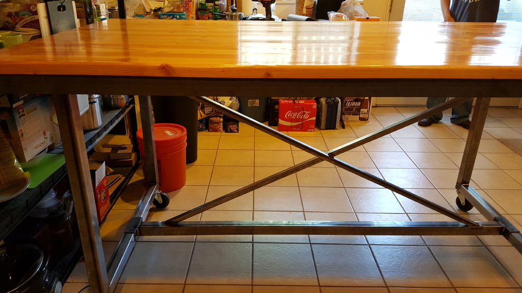 Industrial Design Table