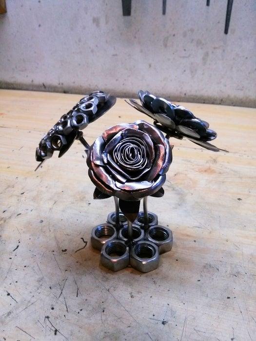 Welded Bouquet