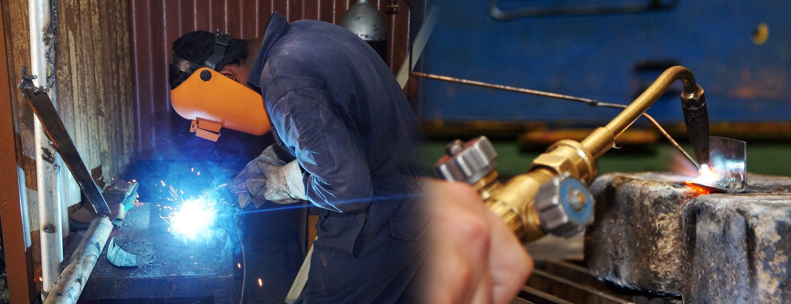 Gas Welding VS Arc Welding